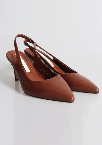 Oddly Inspiring Pointed Heels