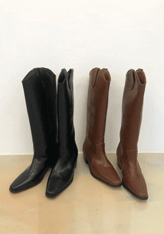 Thematic Order Knee-High Boots