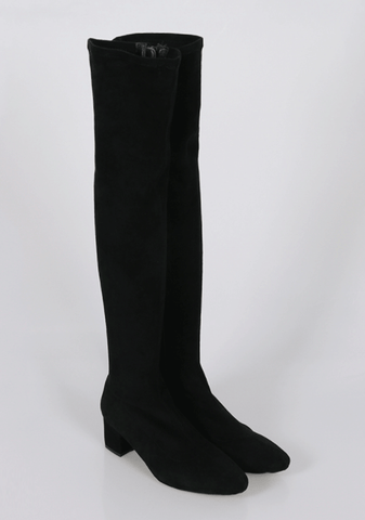 Miscommunication Knee-High Boots