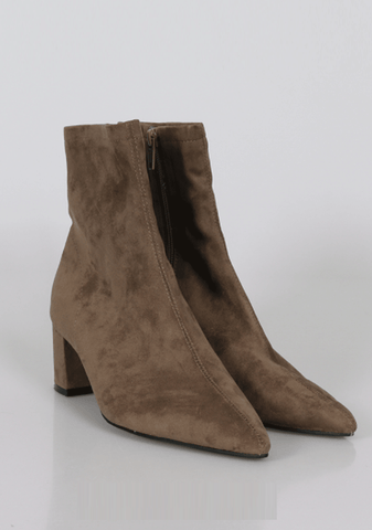 There Is Only Now Ankle Boots