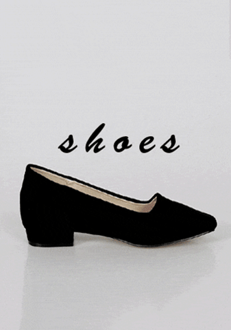 When It Is Right Pointed Shoes