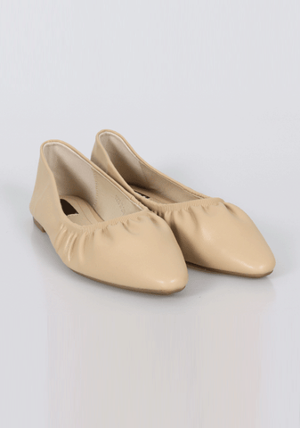 Thrilling Moment Pointed Flat Shoes