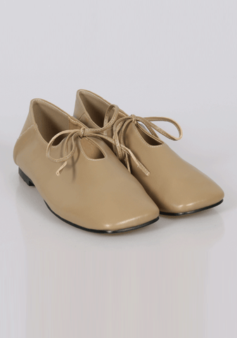 Best Version Square Flat Shoes