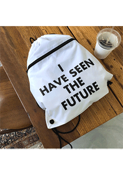 I Have See The Future Backpack