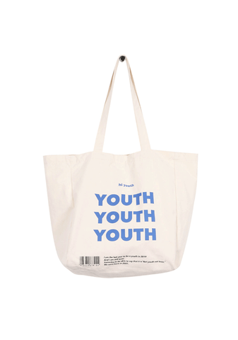 Nice To Meet You Youth Tote Bag