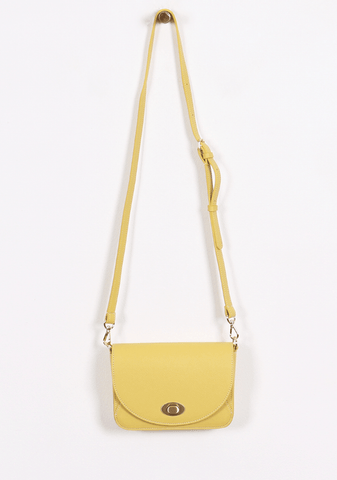 Trackless Back Shoulder Bag