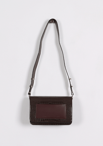Cultural Center Shoulder Bag