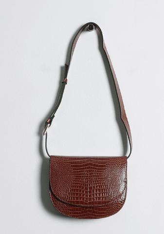 Her Predictabiliy Shoulder Bag