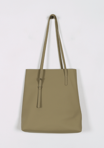 Temporary Closed Shopper Bag