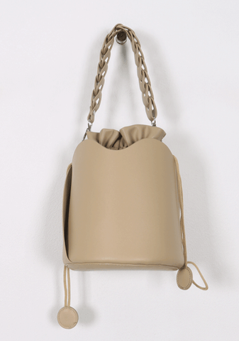 Optimistic Chain Bucket Bag