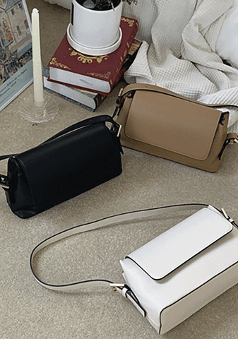 Truly Grateful Square Handbag