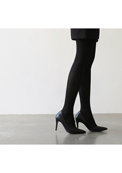 Slim Black 80D, Tights