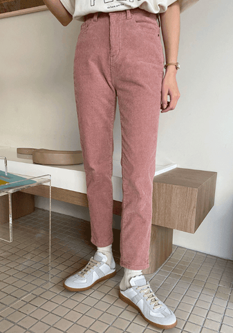 Gold Rush Pink Jeans
