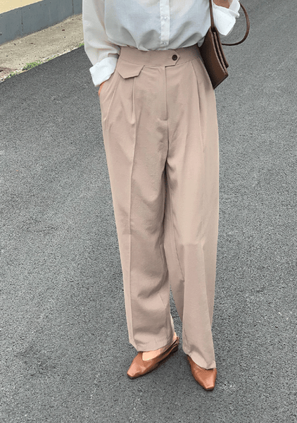 My Lovely Circus Wide Slacks