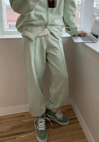 Mint Inspiration Jogger Pants