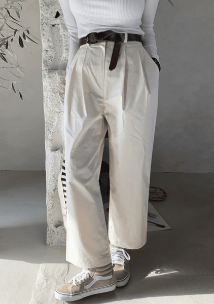 A Ray Of Sunshine Wide Pants