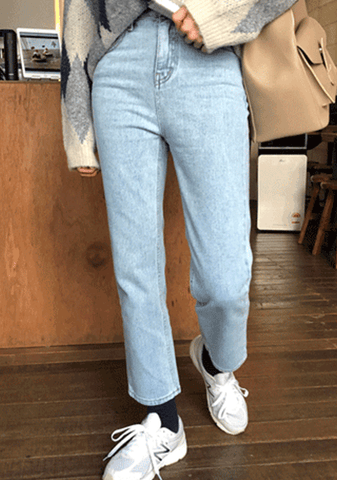 The Biggest Illusion Denim Jeans