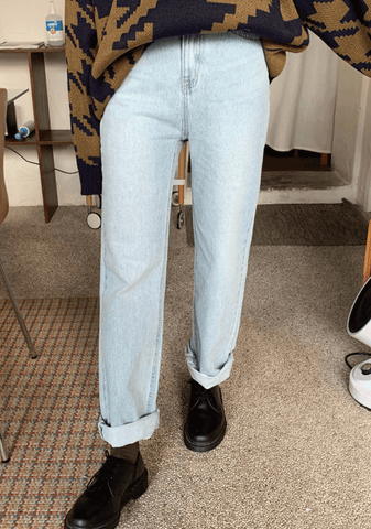 Every Accomplishment Wide Denim Jeans