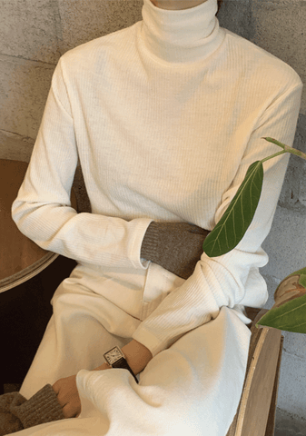 Dont Want To Miss It Angora Turtleneck Top