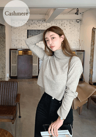 Picadilly Knit Cashmere Top
