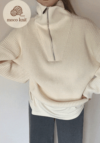 Really Good Tastes Knit Pullover
