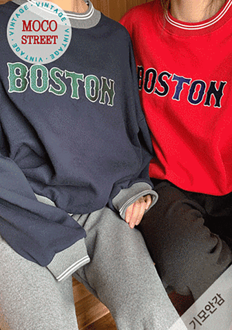 Throwing Me Back To Boston Sweatshirt
