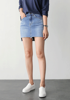 Centrum Denim Skirt