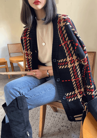 How To Learn More Pattern Cardigan
