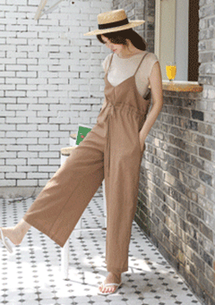 A Separation Cami Jumpsuit