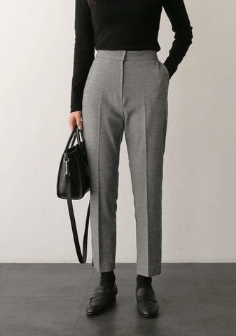 Holocene Straight Pants
