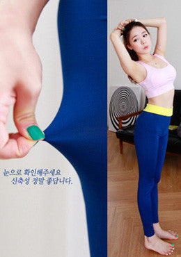 CHUU<BR>DO YOU LIIKE SPORTS Part 9 Pants Training Leggings