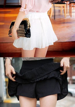 Malang Milk Pudding Skirt