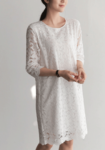 Stand By Me Lace Dress