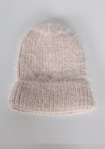 To The Adventure Angora Beanie