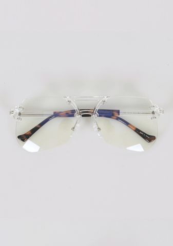 Neutral Aesthetic UV Glasses