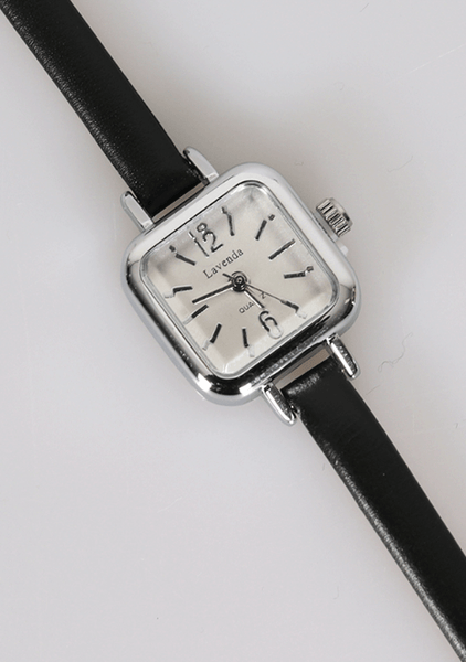 Skinny Square Watch
