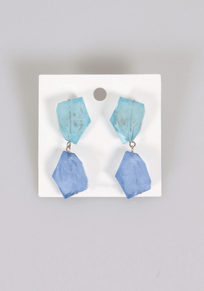 Porcelain Tone Earrings