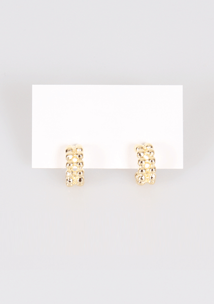 All The Good In Life Pearls Earrings