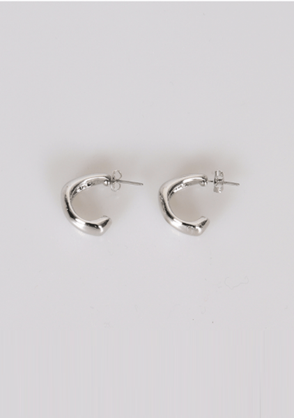 Full Vibes Hoops Earrings