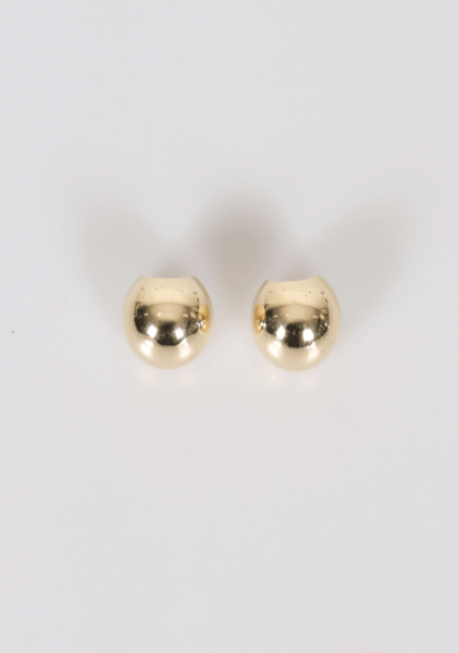 Overall Score Hoops Earrings