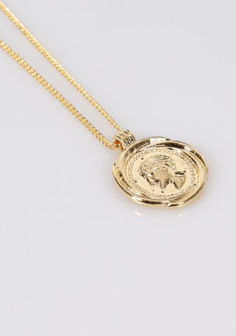 Date Night Coin Necklace