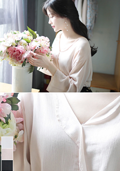 Soft Ice Blouse