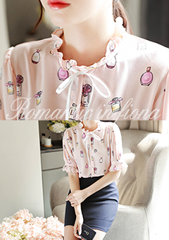 Perfume Queen Blouse