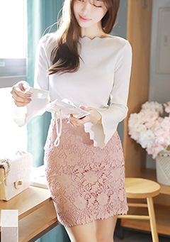 Dreamy You Knit Top