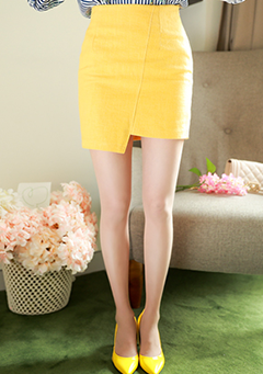 Mango Smoothie Skirt