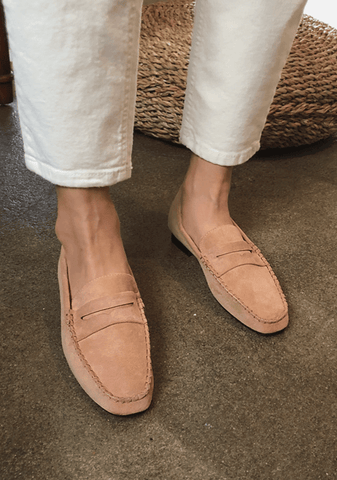 The Getaway Car Loafer Shoes