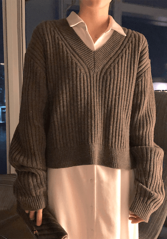 Winter Fields Knit Sweater