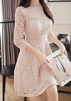 Sweet Lace Exclusive Dress