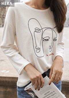 Picasso Inspiration Top