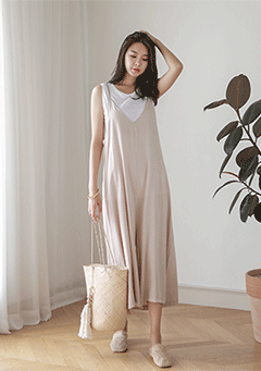 Geilo Cami Maxi Dress